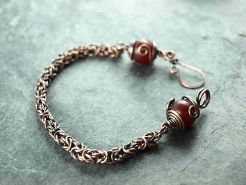 Armband,Kupfer,Chainmaille,Achat